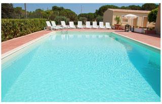 locanda piscina esterna